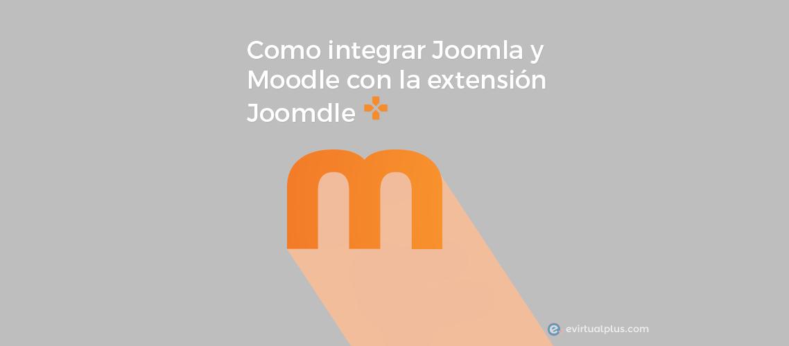 como integrar joomla y moodle con la extension joomdle