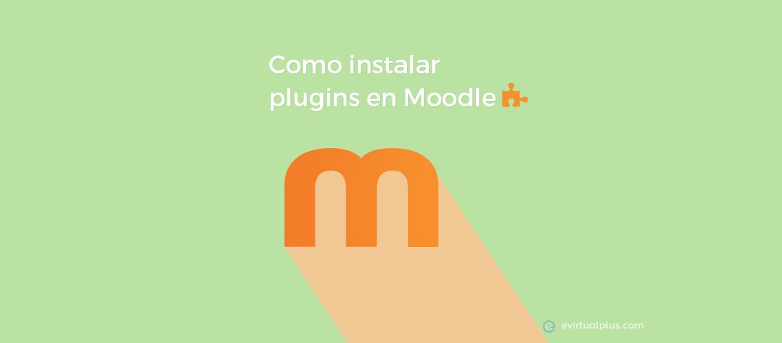 guia instalar plugins moodle