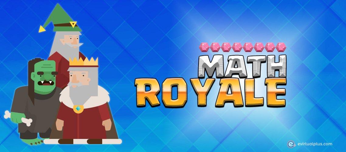 math royale gamificación matemáticas