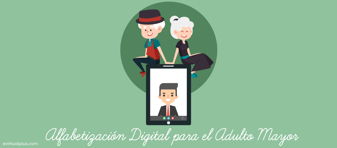 alfabetización digital para el adulto mayor