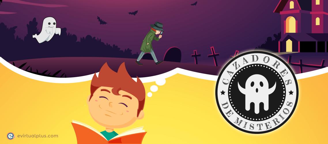 gamificación de la lectura cazadores de misterios