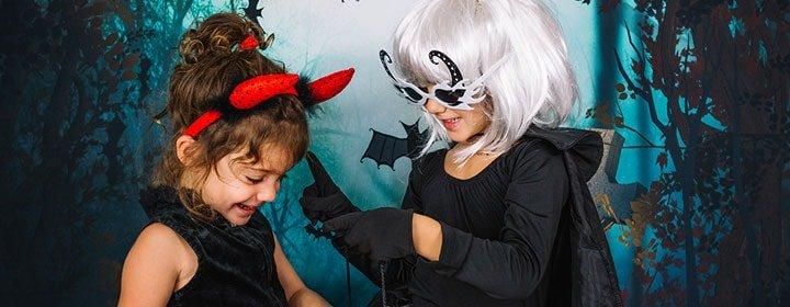 porque les gusta halloween a los niños