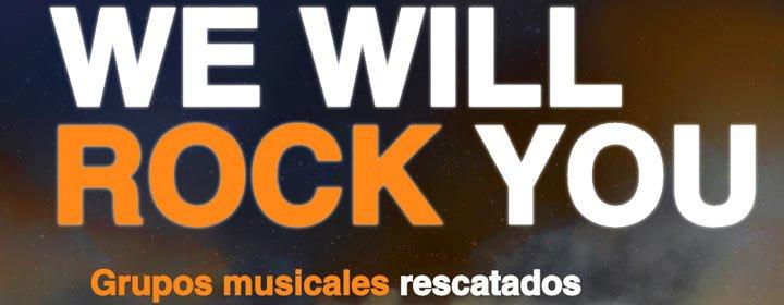 we will rock you proyecto de gamificación