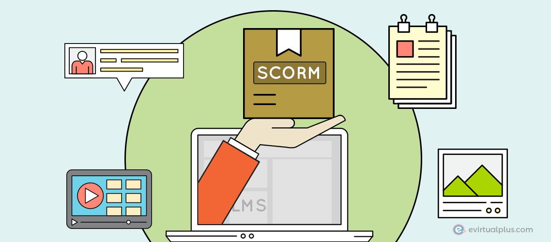 importa y exporta cursos online en LMS usando scorm