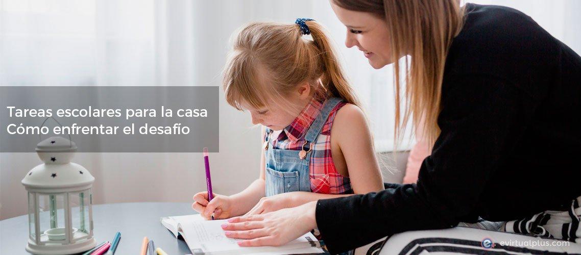 tareas escolares para la casa recomendaciones
