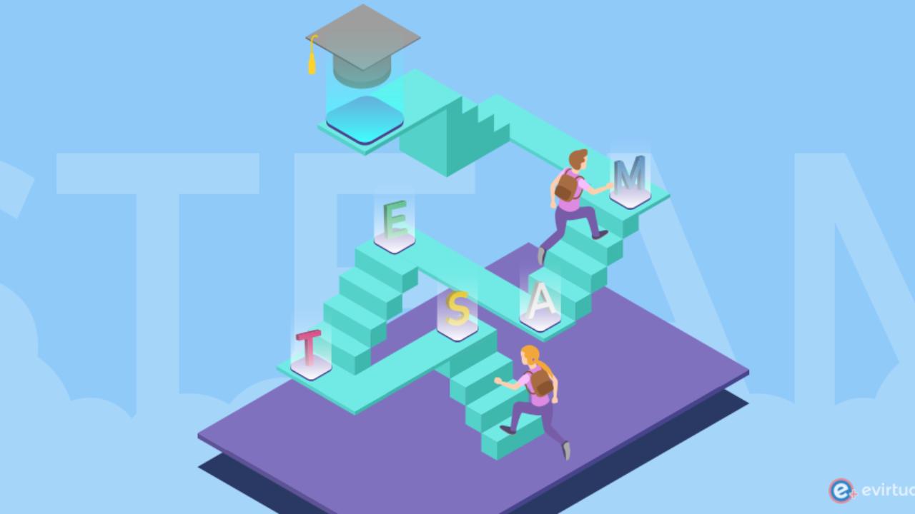 Steam Modelo Educativo Para Aprender Creando Evirtualplus