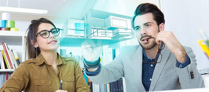 creando realidad virtual con la red 5g