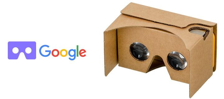 google cardboard y la educación