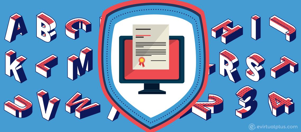 como agregar fuentes personalizadas en custom certificate