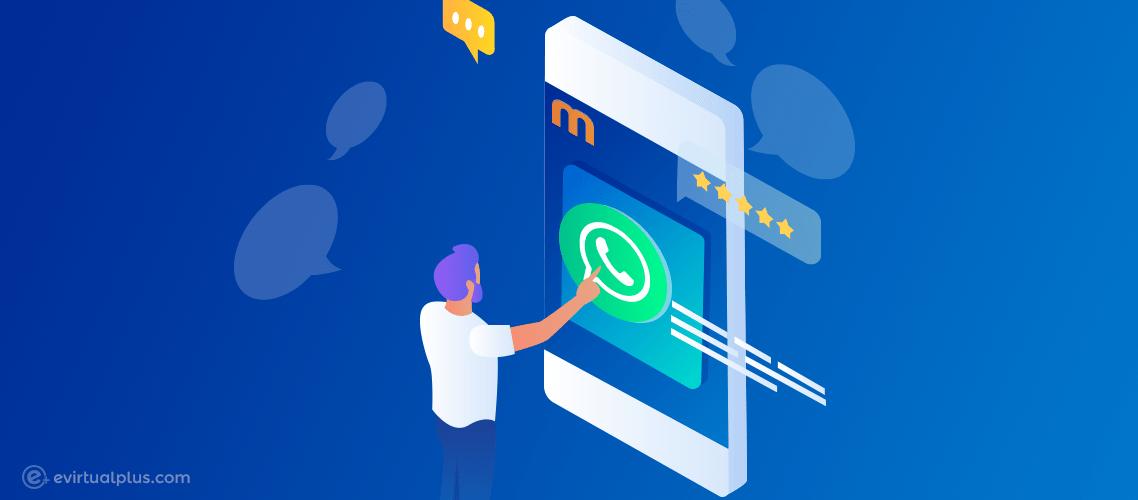 Cómo agregar un Botón de WhatsApp en Moodle