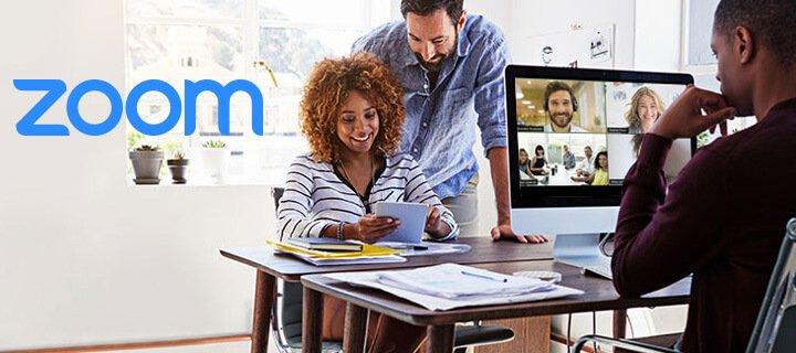 plataformas de videoconferencia: zoom