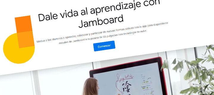 pizarras online jamboard