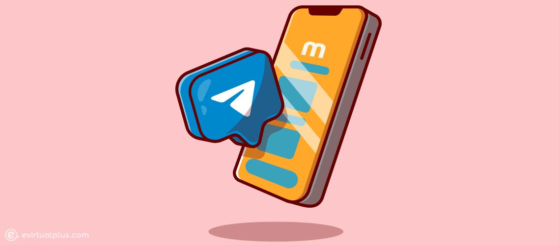 como agregar boton de contacto telegram en moodle