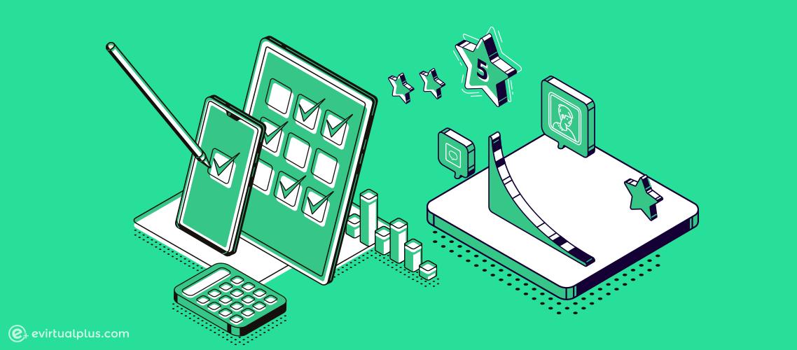la rúbrica como instrumento de evaluación del aprendizaje online