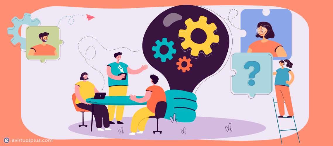 Comunidades de Aprendizaje Online